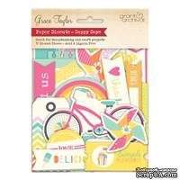 Висечки картонные от Grace Taylor - Happy Days