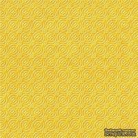Кардсток с тиснением и внутренним слоем Core'Dinations - Core Impressions - Basic Grey - Whimsy Collection - Lemonade Sarsaparilla, 30х30 см