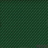 Кардсток с тиснением и внутренним слоем Core'Dinations - Spotted - Tillie Dot - Shamrock, 30х30 см