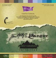 Набор картона Core'dinations - Ranger Adirondack Collection, 24 листа