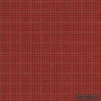 Кардсток с тиснением и внутренним слоем Core'Dinations - Core Impressions - Jillibean Soup - Ruby Grid, 30х30 см