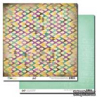 Лист бумаги от Glitz Design - Dance in Sunshine - Raindrop, 30х30 см
