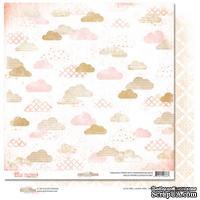 Лист бумаги от Glitz Design - Hello Friend - Clouds, 30х30 см