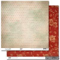Лист бумаги от Glitz Design - Happy Travels - Polka, 30х30 см
