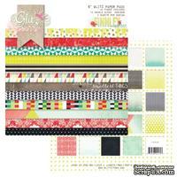 Набор бумаги от Glitz Design - Finnley Paper Pad, 15х15 см