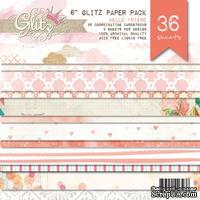 Набор бумаги от Glitz Design - Hello Friend - 15х15 см