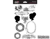 Набор акриловых штампов Glitz Design - Beautiful Dreamer Stamps