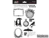 Набор акриловых штампов Glitz Design - Dance in Sunshine Stamps