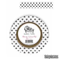 Декоративная лента от Glitz Design - Wild & Free - Tiny Hearts