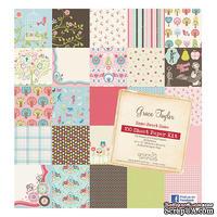 Набор бумаги от Grace Taylor -  Home Sweet Home, 30х30 см, 25 л.