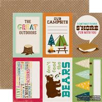 Набор карточек для журналинга от Echo park - Journaling Card Paper