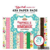 Набор бумаги от Echo Park - Happiness is Homemade, 15х15