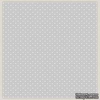 Лист веллума с рисунком HOTP - Vellum Hearts, 30х30 см