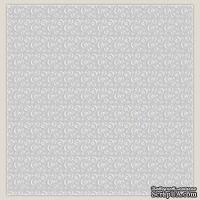 Лист веллума с рисунком HOTP - Vellum Swirls, 30х30 см