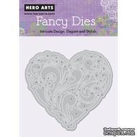 Лезвие Hero Arts - Renaissance Heart
