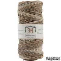 Пеньковый шнурочек Hemptique #20, цвет Earthy, 1 метр