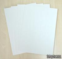 Отбеленный пивной картон, 1,3 мм, 1 шт. (цена зависит от размера) - ScrapUA.com