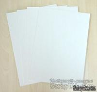 Пивной картон, белый, 1,5 мм, 1 шт. (цена зависит от размера)