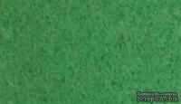 Фетр клейовий 20*30 см 1,4 мм полиэстер 100%, темно-зеленый, HY2811030