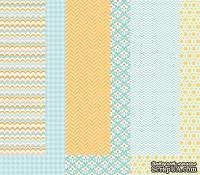 Набор бумаги ILS - I love pattern, 30x30