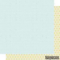 Лист скрапбумаги ILS - I love pattern 03-04, 30x30