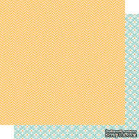 Лист скрапбумаги ILS -  I love pattern 05-06, 30x30
