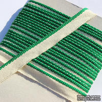 Каптал, с зеленой кромкой, ширина 12 мм,  длина 50 см