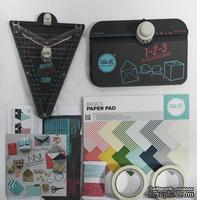 Стартовый набор для праздников  - We R Memory Keepers Punch Board Party Collection