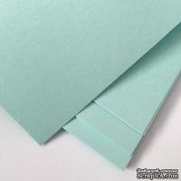 Дизайнерский картон Brilliant Star, 30х30, светлый аквамарин, 240 г/м2, UPK-10212-24006, 1 шт.