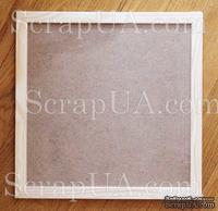 Рамочка для Вашей странички 30х30 см, 1 шт. - ScrapUA.com