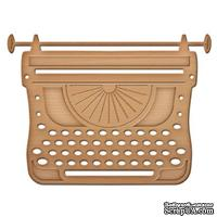 Ножи от Spellbinders - Typewriter - Печатная машинка