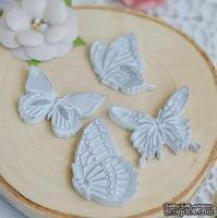 Гипсовые украшения Полет бабочек, ТМ Iris - ScrapUA.com