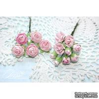 Набор цветов TM Iris - Viva Rosita светло-розовые, 14 шт