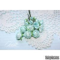 Набор цветов TM Iris - Viva Rosita светло-голубые, 14 шт