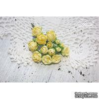 Набор цветов TM Iris - Viva Rosita желтые, 14 шт