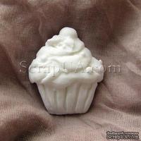 Шебби-украшение Пирожное, 1 штука