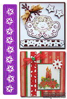 Лезвие  Joy! Crafts Cutting & Embossing Dies - Lg Star Border