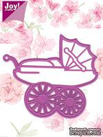 Лезвие Joy! Crafts Cutting & Embossing Dies - Baby Carriage - Детская коляска
