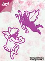 Набор лезвий Joy! Crafts Cutting & Embossing Dies - Angels - Ангелы