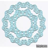 Лезвие Joy Crafts - Cutting and Embossing Die Circle Butterfly Circle