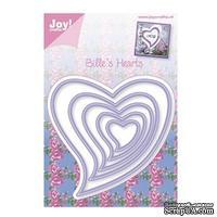Набор лезвий Joy Crafts - Joy! Craft Dies - Billie's Hearts