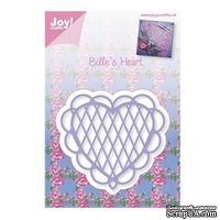 Лезвие Joy Crafts - Joy! Craft Dies - Billie's Heart - Latice