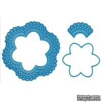 Лезвие Joy Crafts - Cutting and Embossing Die - 6-point flower doily