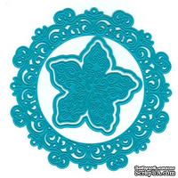 Лезвие Joy Crafts - Cutting and Embossing Dies - circle flower
