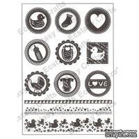 Набор акриловых штампов Marianne Design - Clear Stamps - Baby