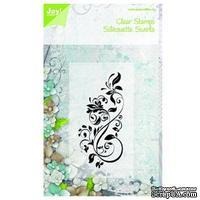 Набор акриловых штампов Joy Crafts - Joy! Craft Clear Stamps - Swirl l