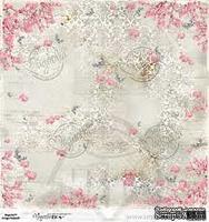 Лист бумаги для скрапбукинга от Magnolia - JAPAN GARDEN