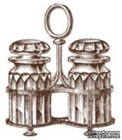 Акриловый штамп K008 Солонка, размер 3,4 * 4,1 см