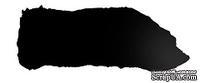 Алкогольные чернила от Kamenskaya Ink - Черный, 15 мл