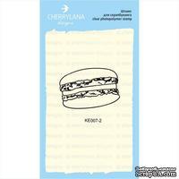 Штампы от Cherrylana - Макарон, 3х2 см - ScrapUA.com